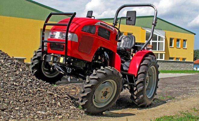 Обзор популярных моделей китайских мини-тракторов