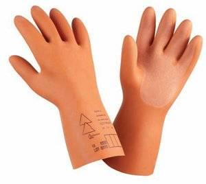 Проверка диэлектрических перчаток