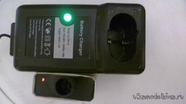 Как зарядить аккумулятор от шуруповерта без зарядного устройства?
