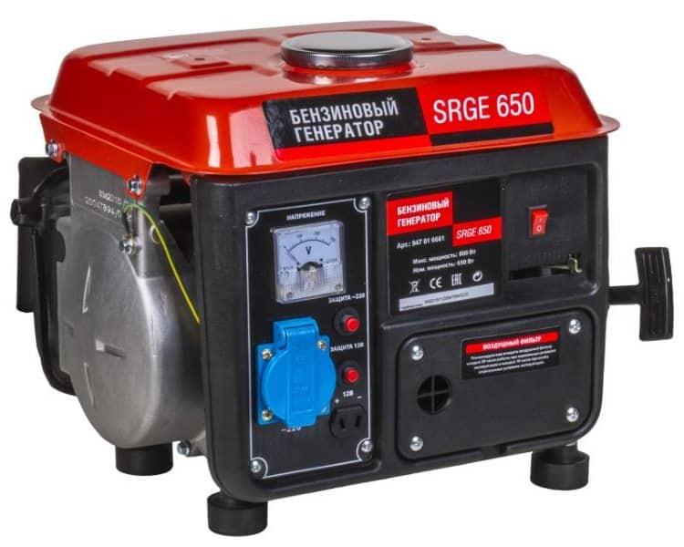 Все про бензогенераторы мощностью до 1 квт