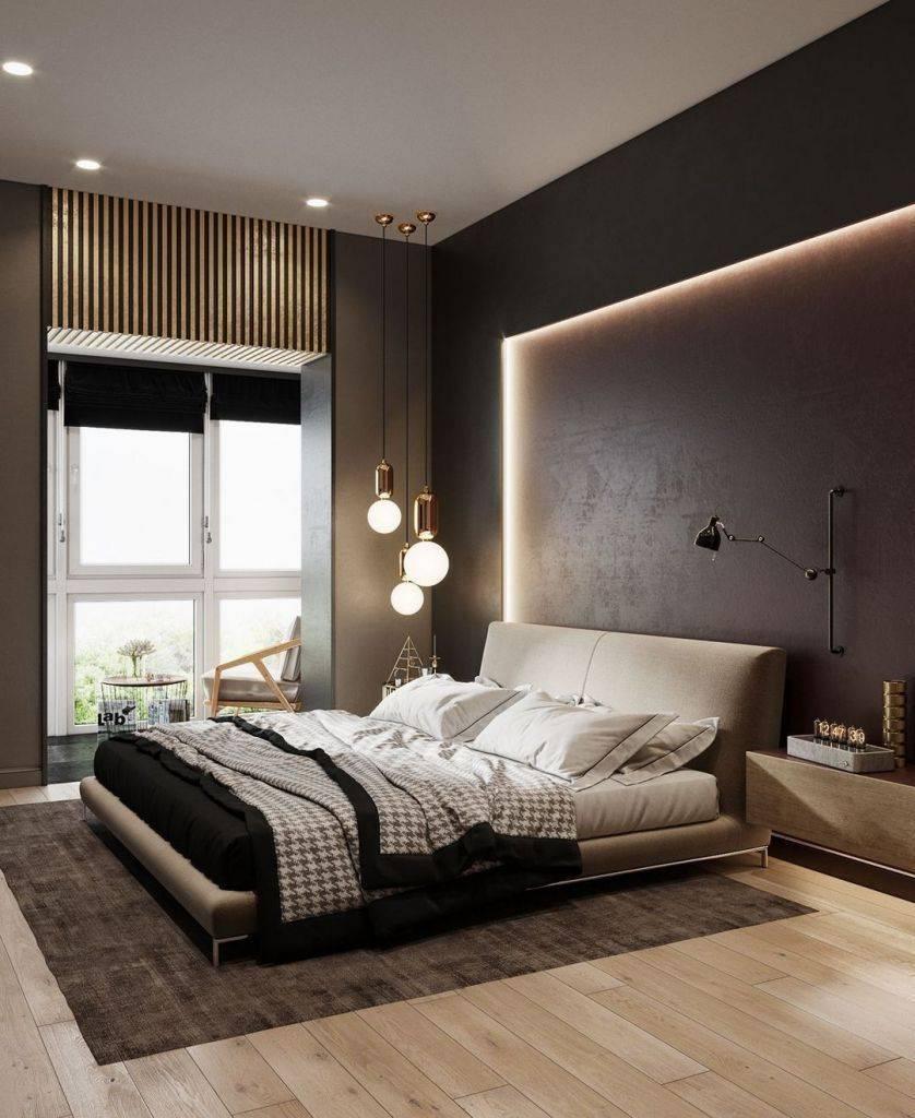 Новые фото спальной комнаты
