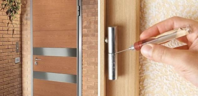 Почему скрипит дверь? способы устранения скрипов
