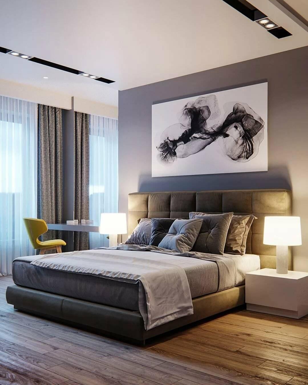 стильные картинки для спальни они символизируют