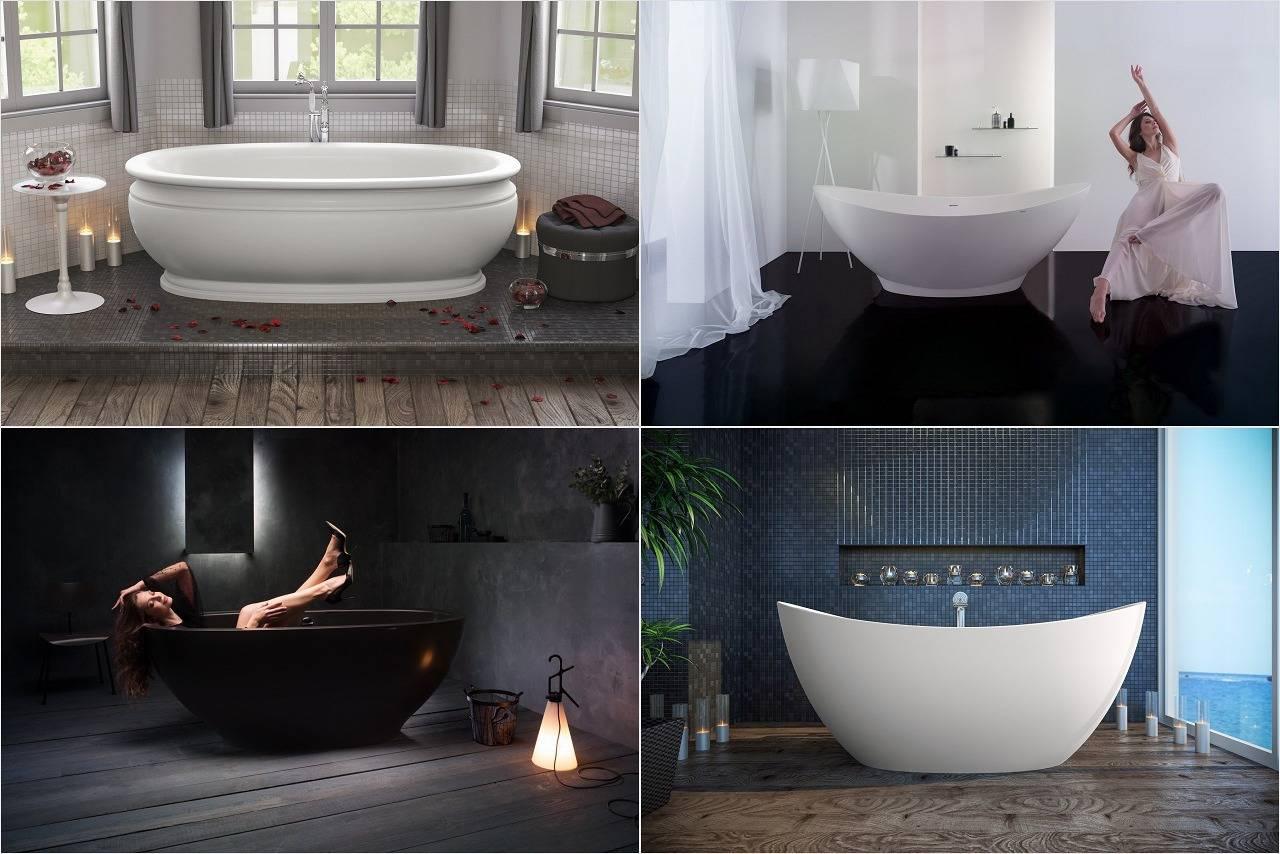 Как выбрать ванну – советы профессионалов