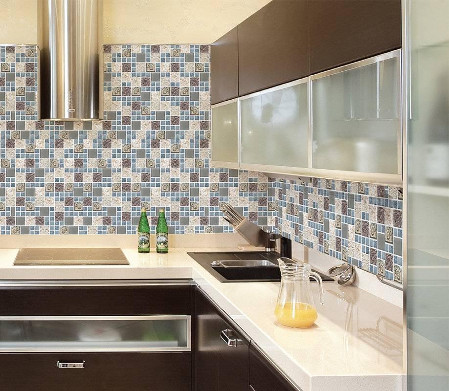 как выглядит кухня обложенная мозаикой фото этим затратам