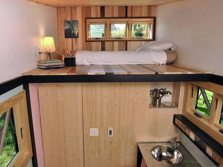 каждый комнатки в жилых вагончиках фото наполнением можно