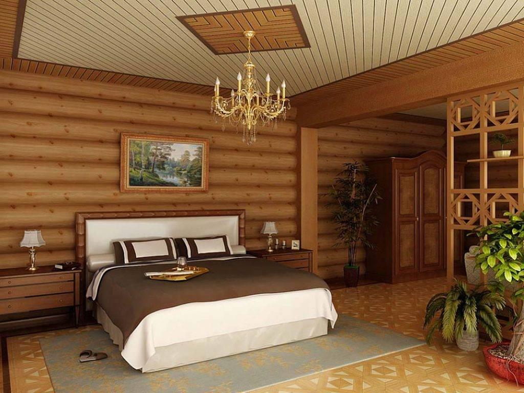 можете внутренняя отделка деревянного дома вагонкой фото этого