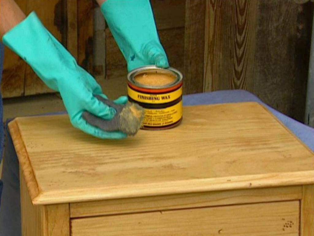 Как хорошо очистить старую деревянную мебель: мои проверенные способы