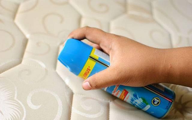 Как почистить матрас в домашних условиях