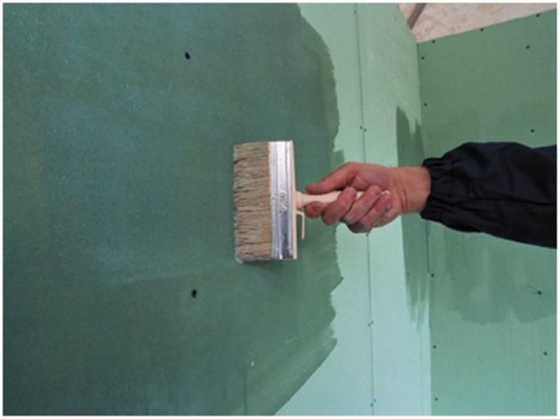 Как грунтовать стены перед шпаклевкой: простая инструкция и советы по выбору материала