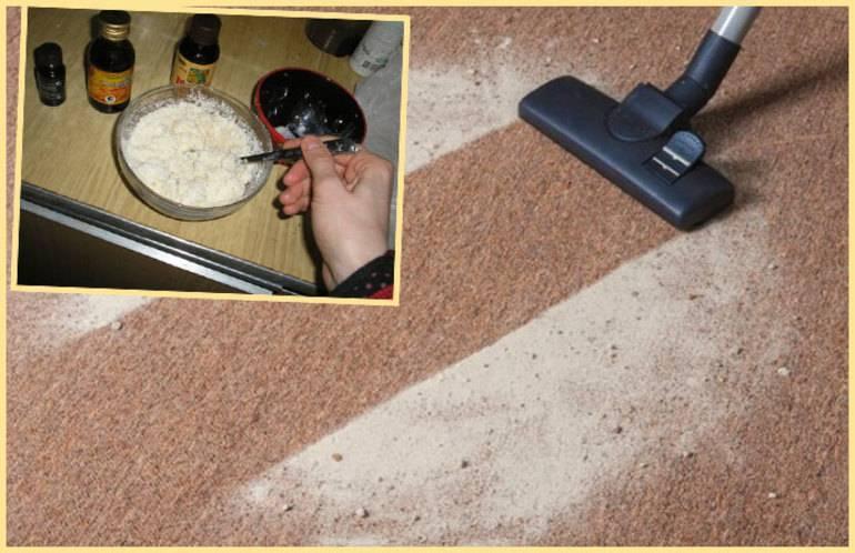 Грязь на паласе и неприятный запах: чем чистить в условиях дома, лучшие средства