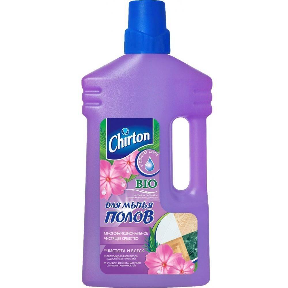 Средство для мытья полов в домашних условиях