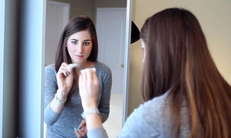 Как помыть зеркало без разводов в домашних условиях - различные методы