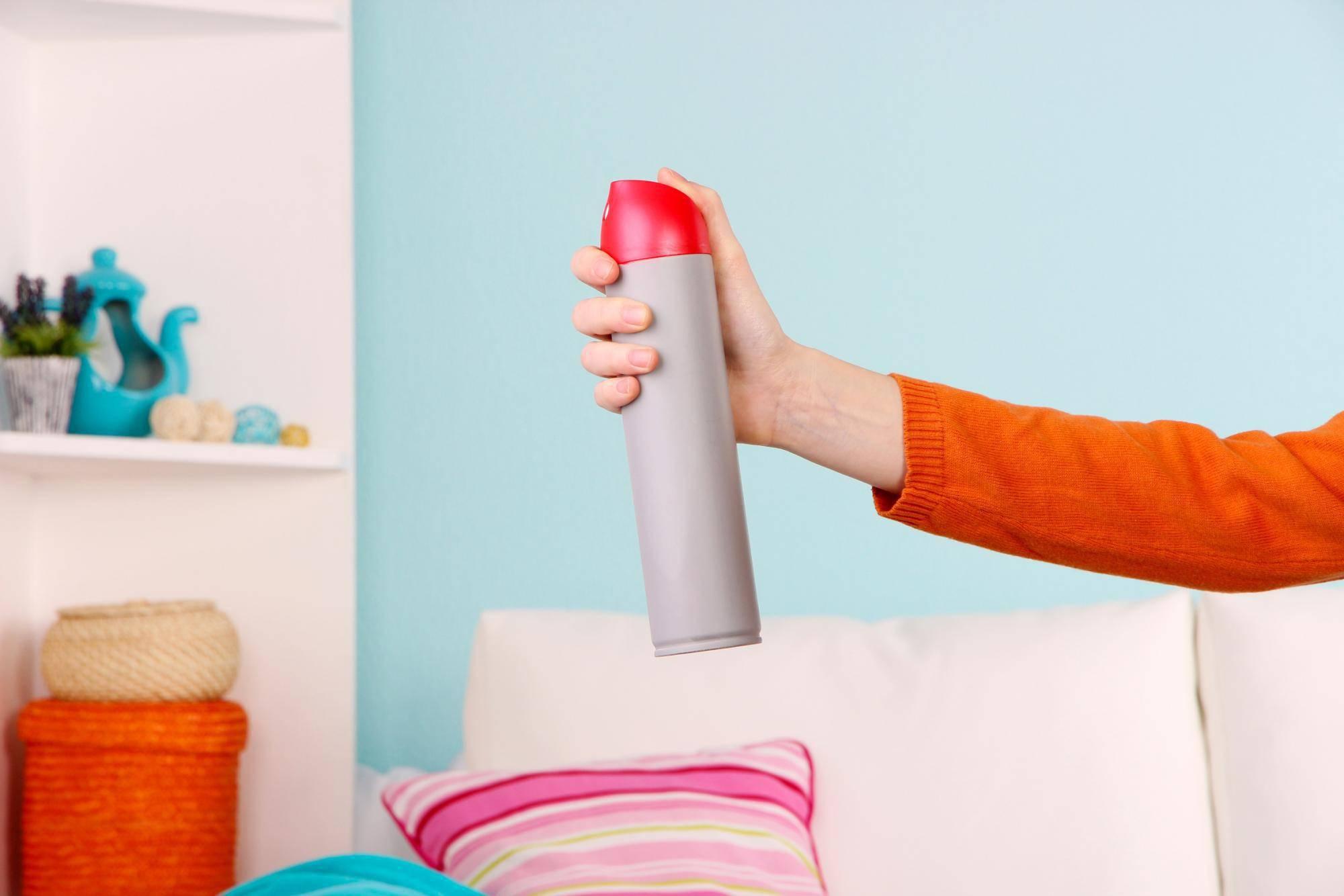 Что делать для удаления запаха гари?