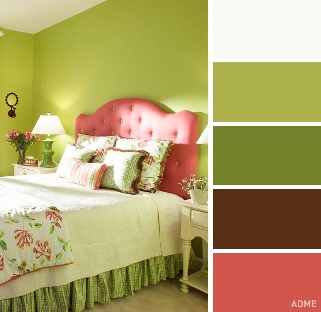 Рекомендации по выбору цветового решения для спальни