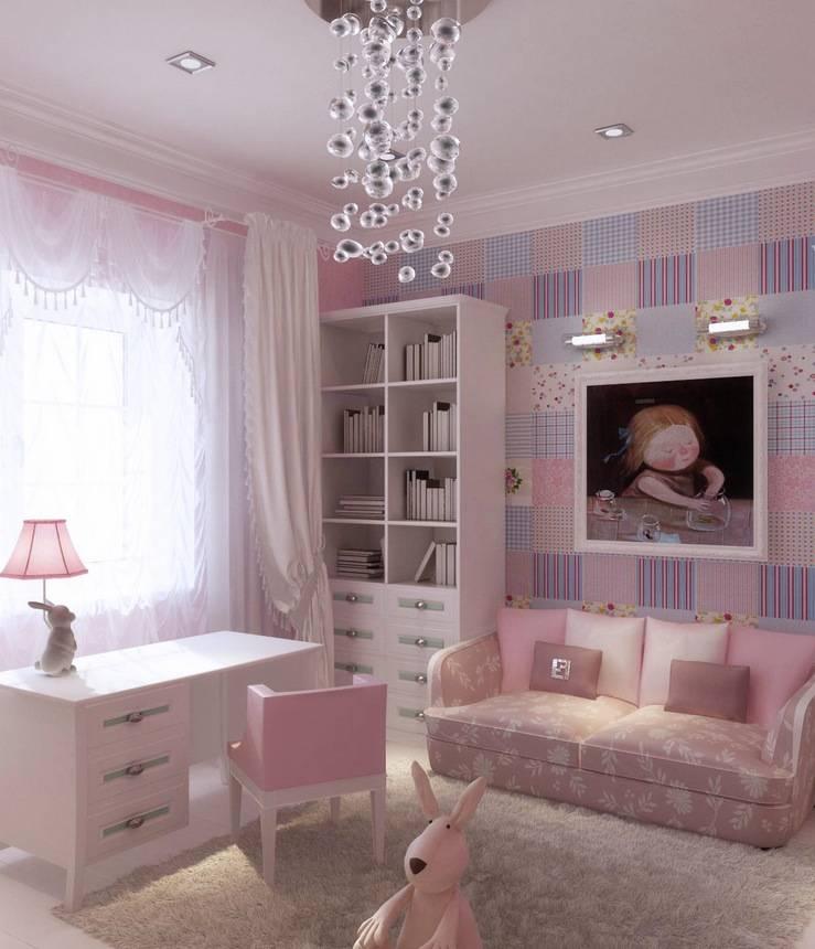 Картинки зала для девочек