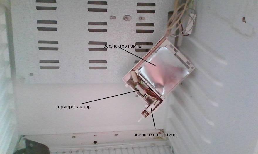 Инструкция, как заменить терморегулятор в холодильнике своими руками
