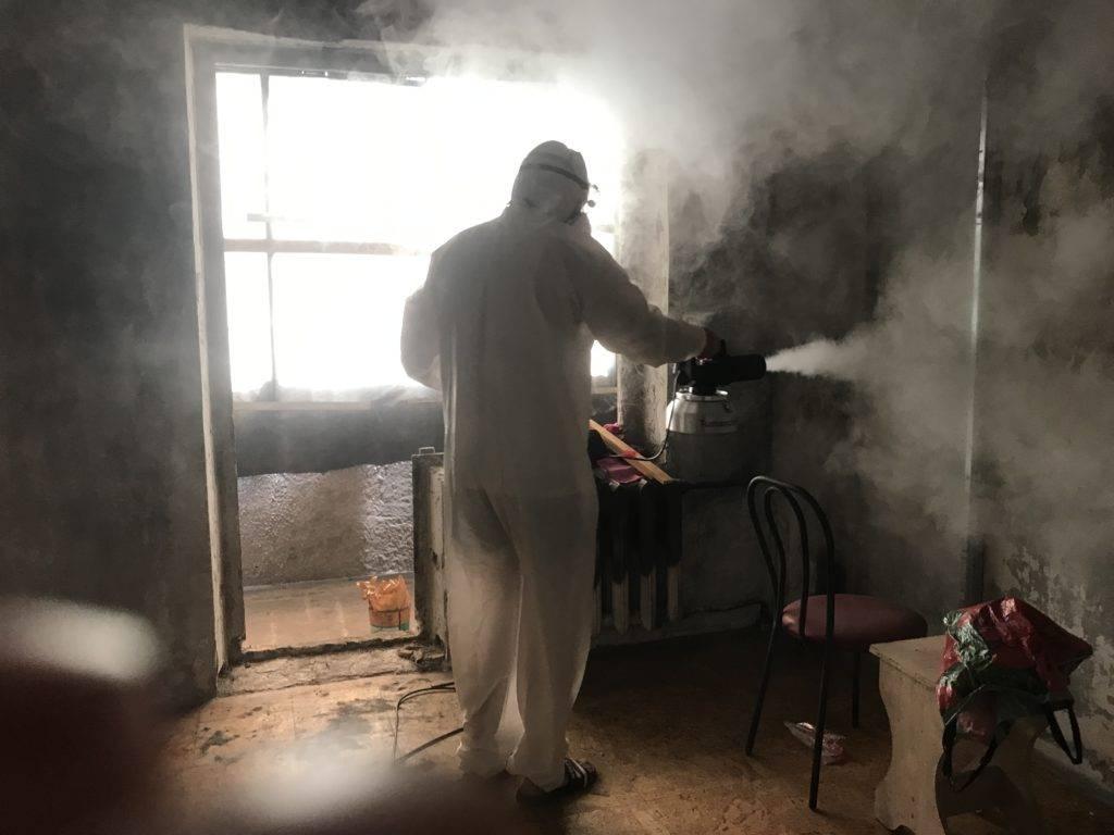 Удаление запаха пожара и гари эффективными средствами