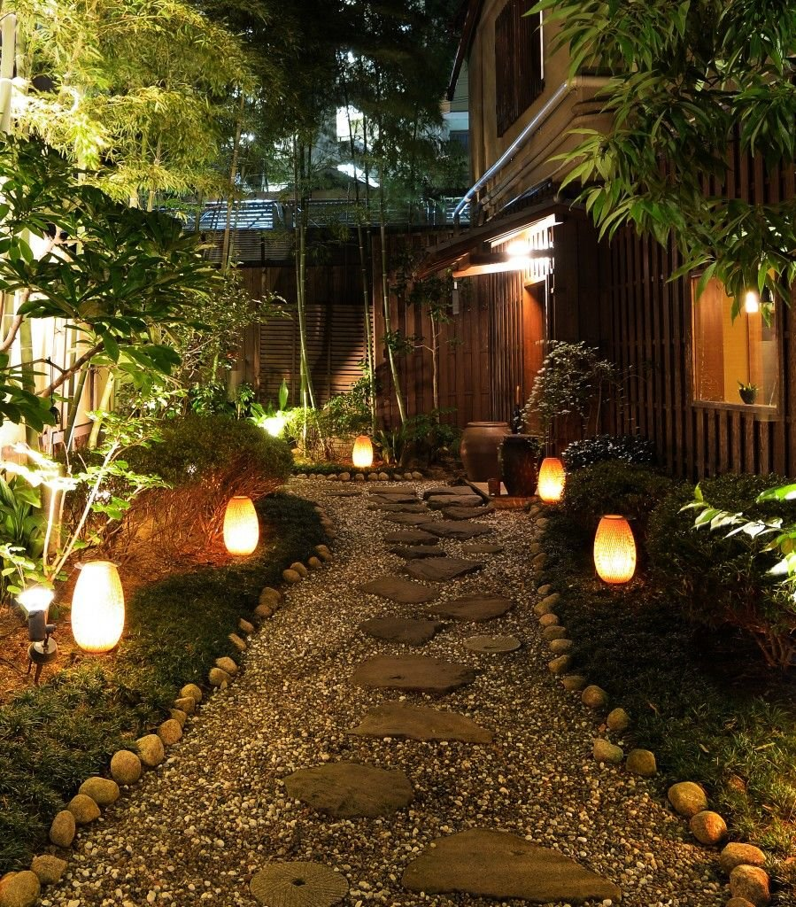 светильники на дачном участке фото домодедово данном