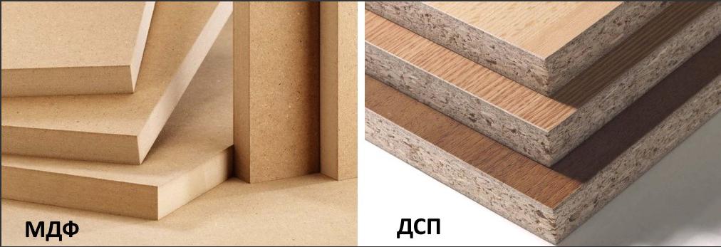 Обзор и секреты выбора мебели из лдсп