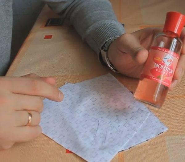 Чем оттереть краску с принтера от рук: лучшие способы