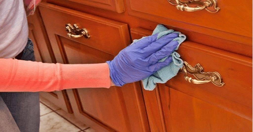 Домашние средства для чистки и ухода за деревянной мебелью