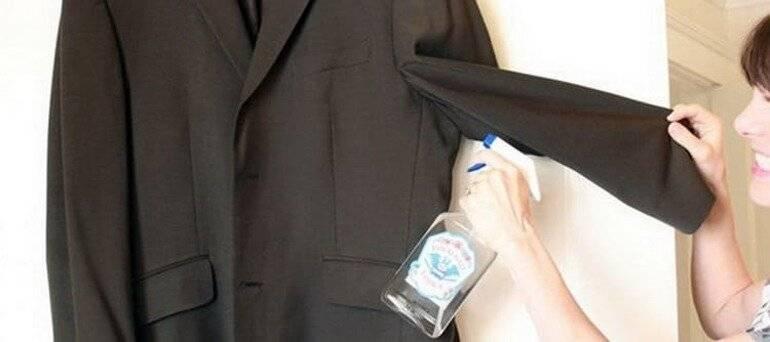 Как избавиться от неприятного запаха на одежде: домашние способы и промышленные средства