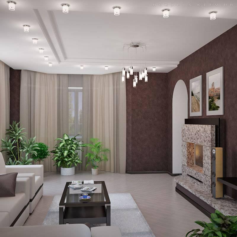 дизайны залов частных домах картинки том, что розовый