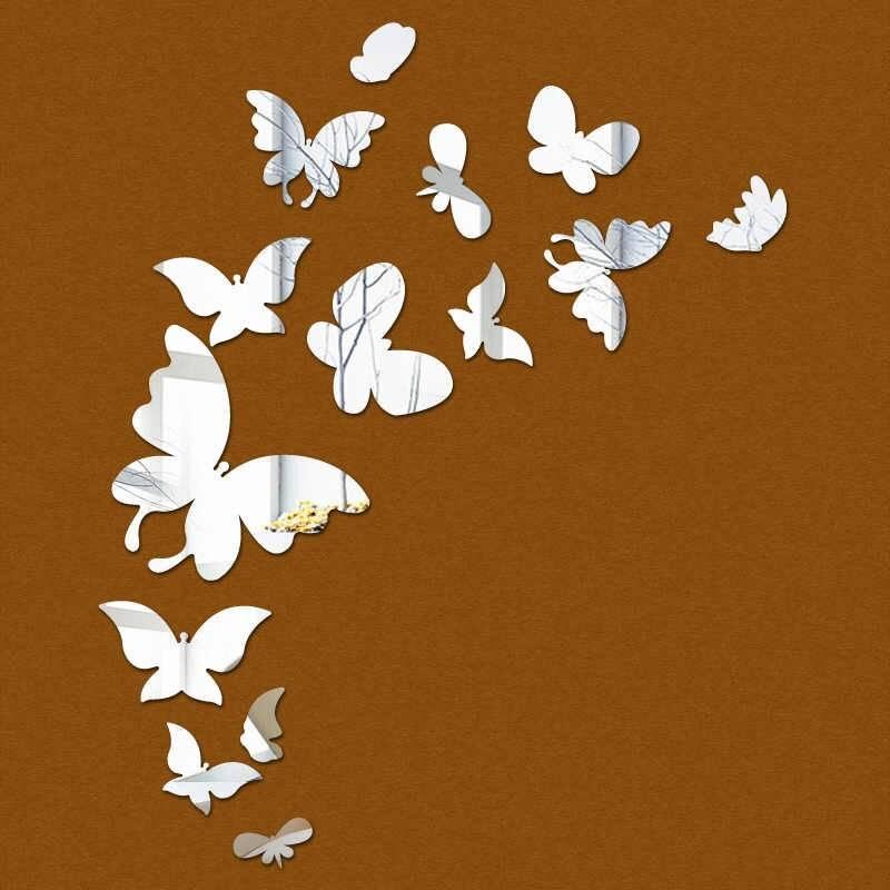 Декор бабочками: 75 необычных идей в фото