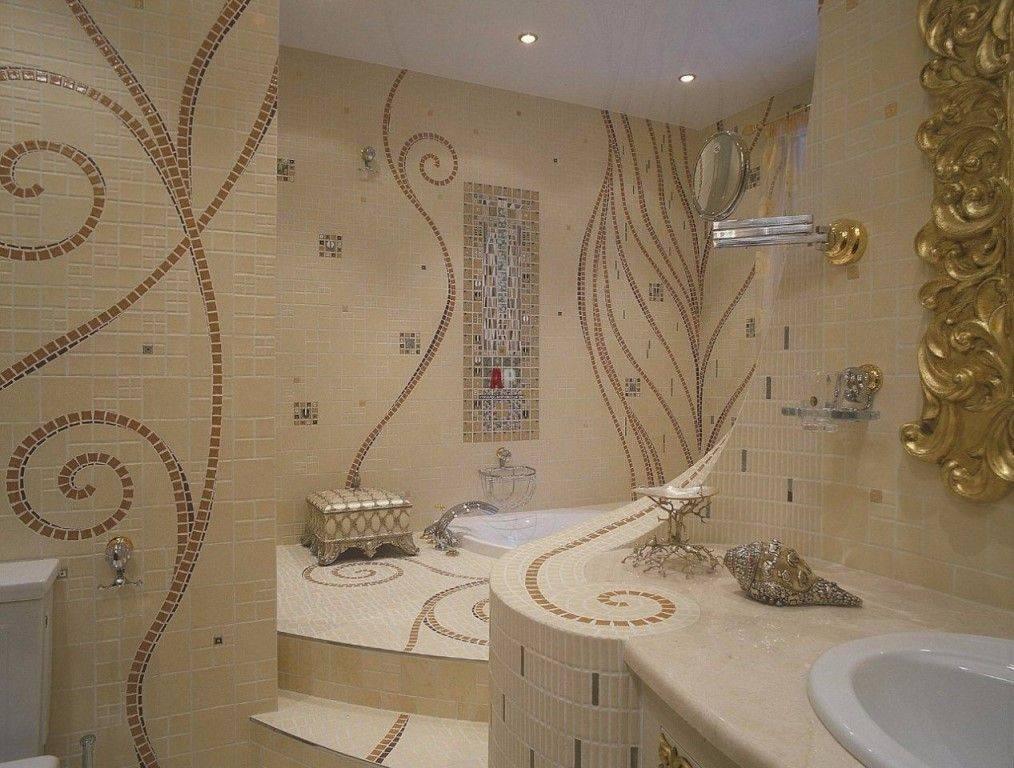 Мозаика для ванной - лучшие фото подборки, советы, идеи