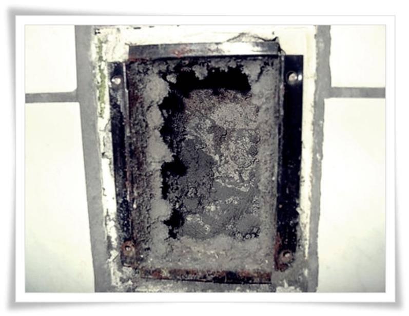 Что включает в себя чистка вентиляции в многоквартирном доме