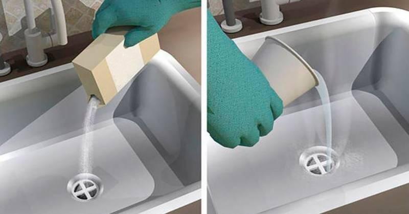 Как избавиться от неприятного запаха из раковины: только проверенные способы