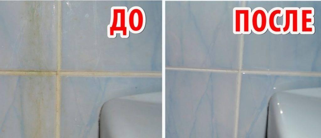 Чем отмыть плитку после ремонта и как его очистить правильно?