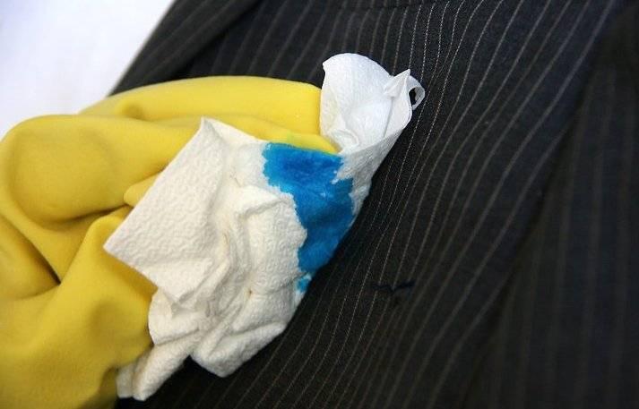 Чем и как отмыть краску (чернила) от принтера с рук?