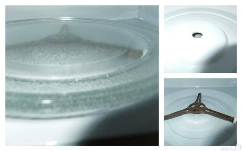 Тарелка микроволновки не вращается: почему не крутится, ремонт