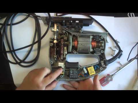 Как правильно проводить ремонт электролобзика своими руками?