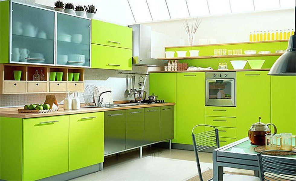 Бежевый цвет в интерьере кухни: 3 подсказки, 9 сочетаний и 100 фото для вдохновения