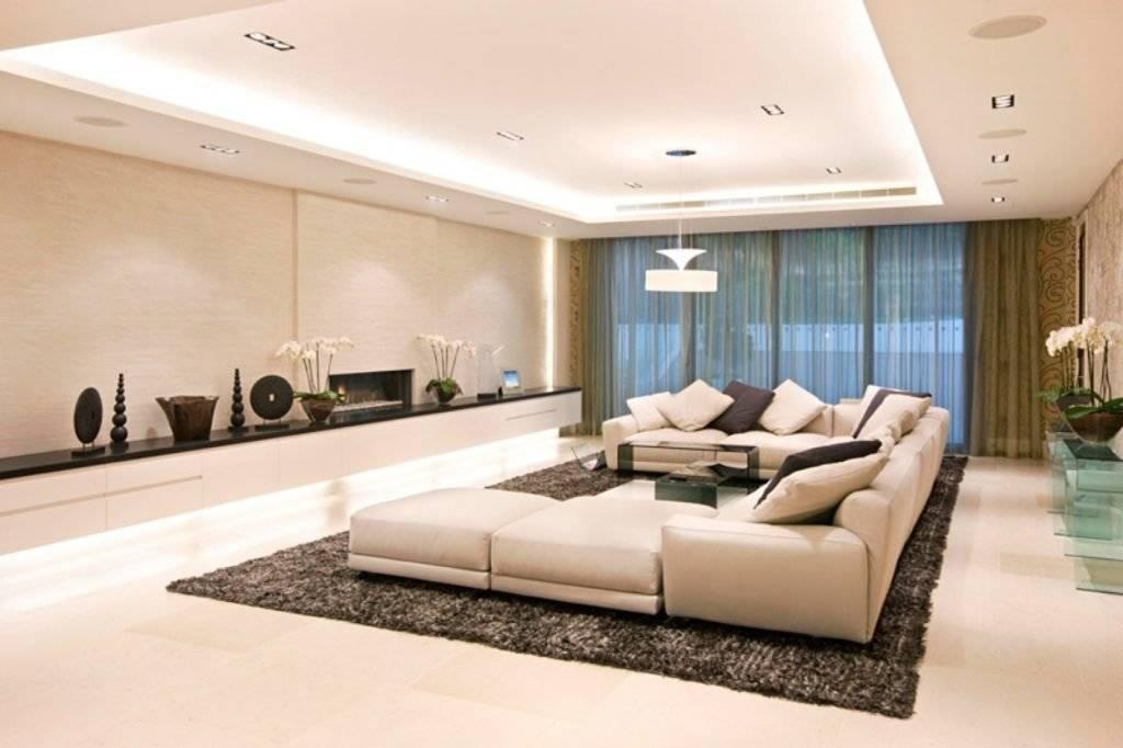 Дизайн шикарной квартиры фото