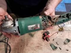 7 причин – почему искрят щетки электродвигателя