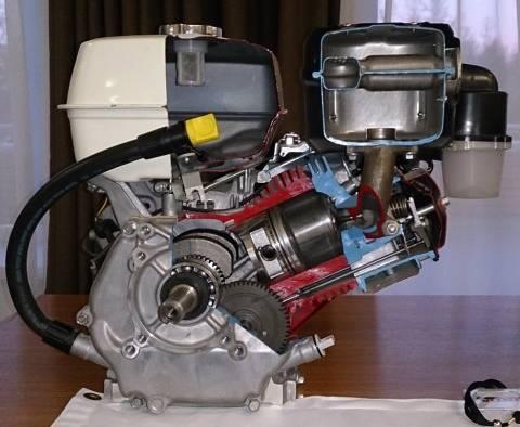 Honda gx