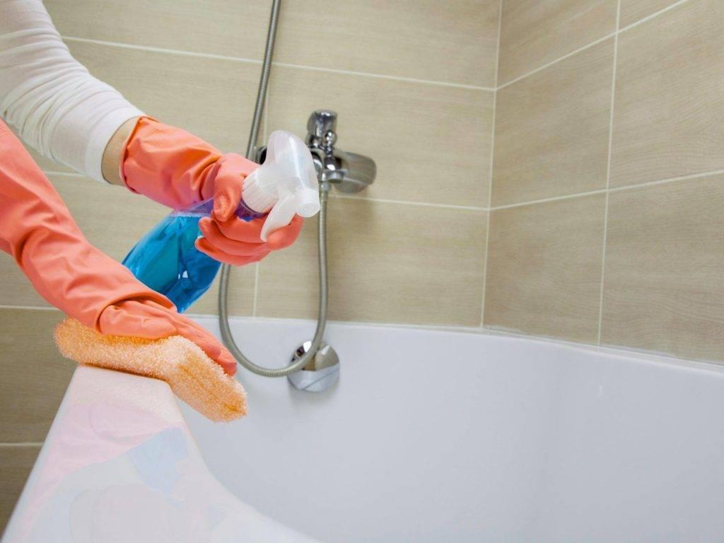 Убираем ржавчину с ванны без забот: эффективные средства