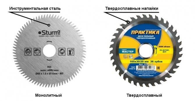 Пильные диски по дереву: характеристики и обзор популярных моделей для чистого реза