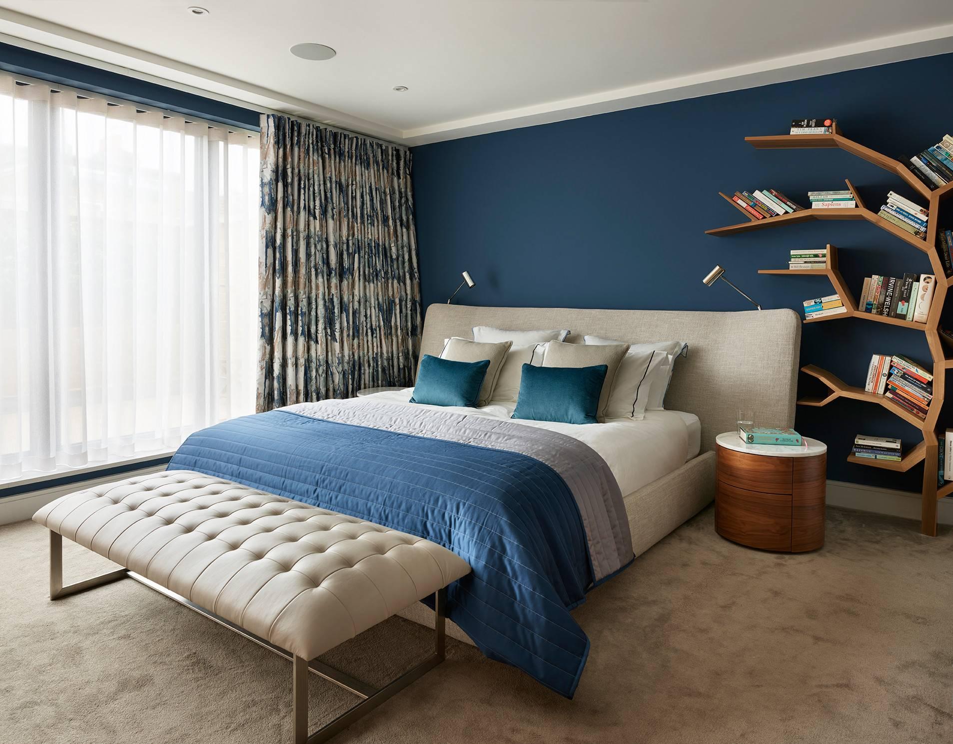 Дизайн комнаты в персиковых тонах фото