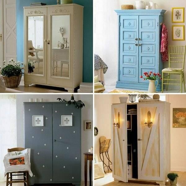 именно идеи реставрации советской мебели с картинками своих близких
