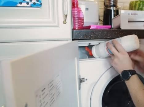 Плесень в стиральной машине: проверенные способы чистки