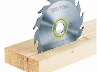 Важные параметры для выбора пильного диска по дереву