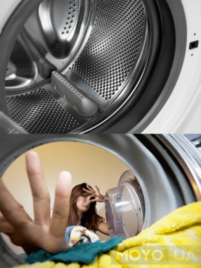 Как избавиться от запаха из стиральной машинке: проверенные методы