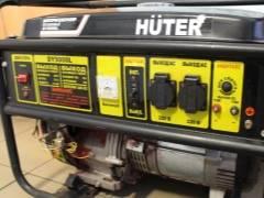 Не заводится бензогенератор huter причины