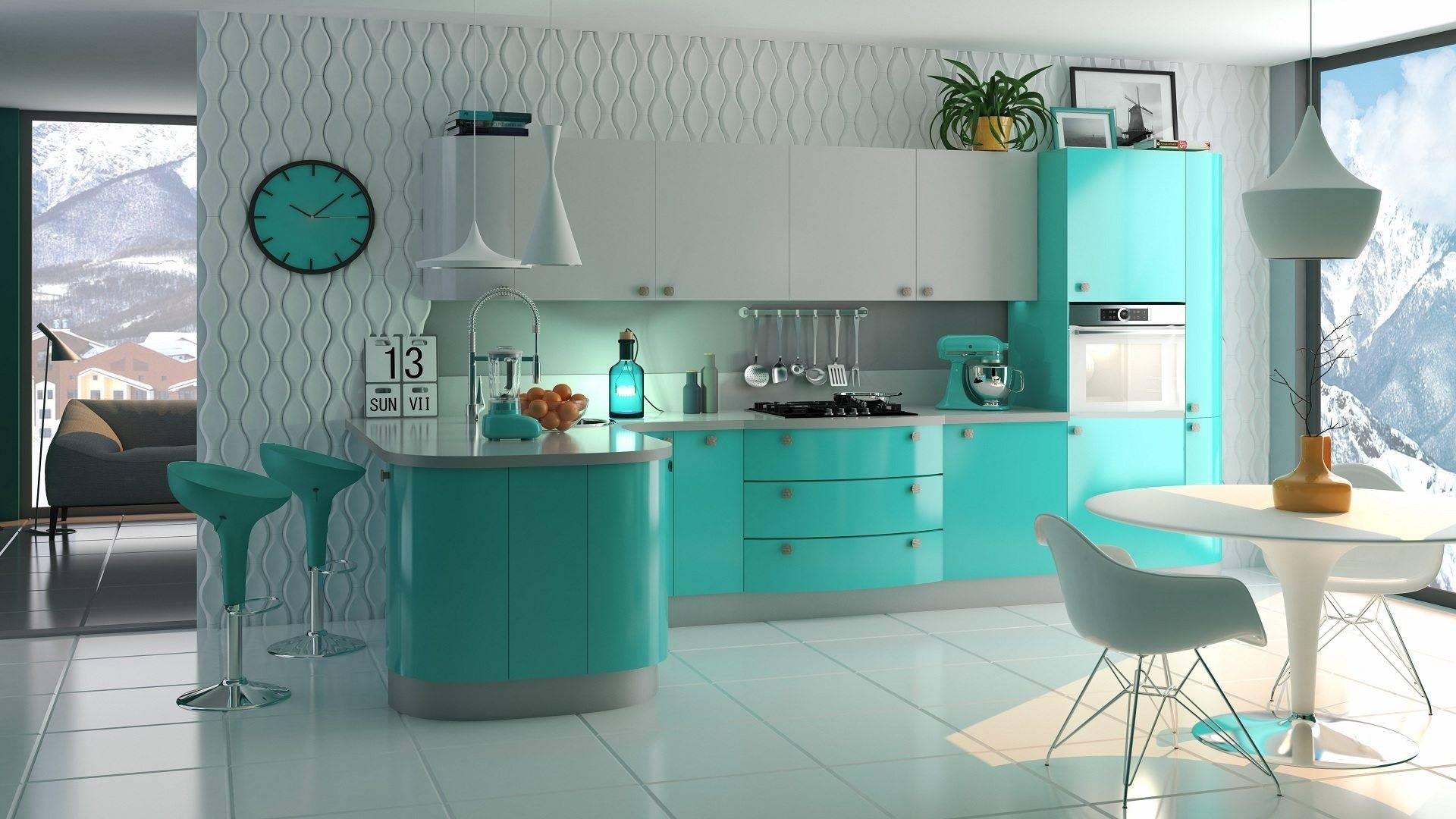 Правила сочетания оранжевых оттенков в интерьере кухни и выбор лучшего цвета для дизайна