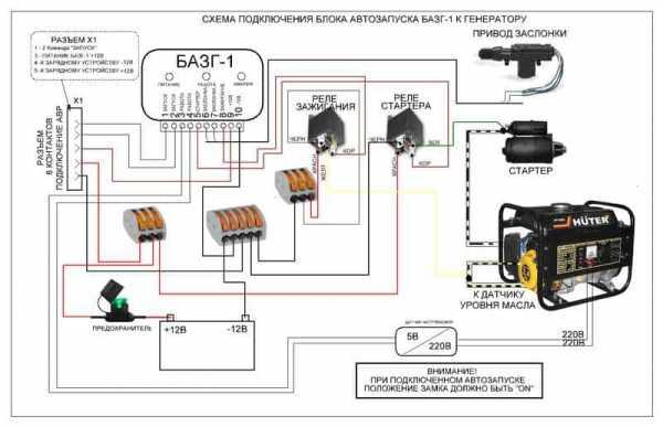 Обзор бензогенераторов мощностью 7-9 квт